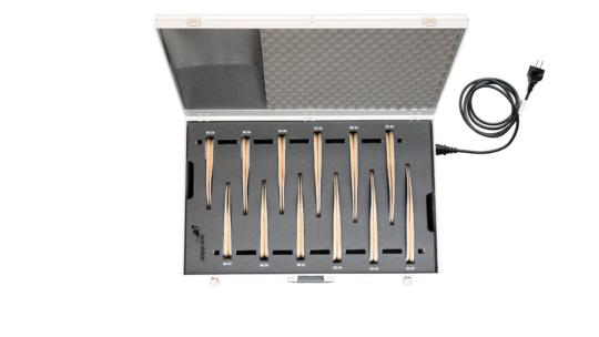 12 Paar Sensorsohlen Größe 36 - 47 stappone medical Set Klinik & Praxis