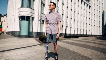 Ganganalyse Sensorsohle Bewegungsanalyse Beinprothesen