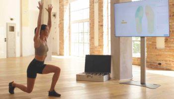 Bewegungsanalyse Übung Lunge