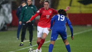 Julia Hickelsberger Fußballspielerin